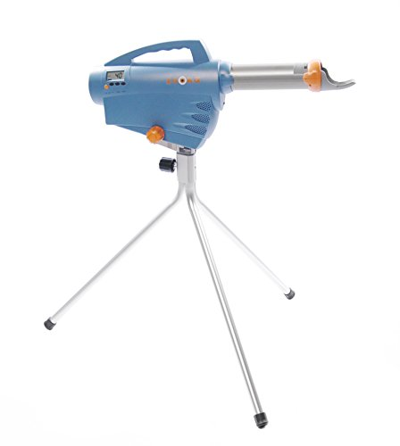 Zooka: ZS740 Pitching Machine with Tall Tripod