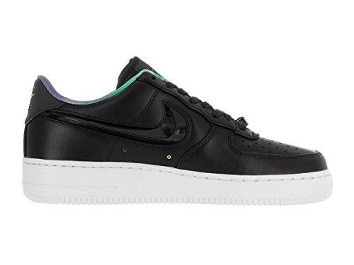 Nike, Sneaker uomo black persian violet white 025 various black black white 001