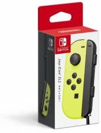 Nintendo Switch Joy-Con (L) Neon Yellow Limited Version [Switch ...