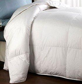 King/Cal King - Cotton Down Alternative King/Cal-king size Comforter (600+ Fill - Wisconsin Hours Outlet