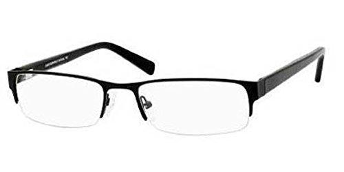 Satin Black Chesterfield 05 XL Eyeglasses 3 58 mm