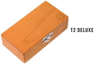 Wolf Productions - Caja para útiles de tabaco de liar (150 x 80 x ...