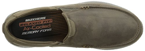Skechers Usa Mens Scoppio Valido Carbone Mocassino Slip-on