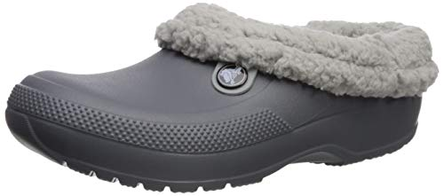 Crocs Unisex-Erwachsene Classic Blitzen Iii Clogs, Grau (Charcoal/Light Grey 01w), 36/37 EU 1