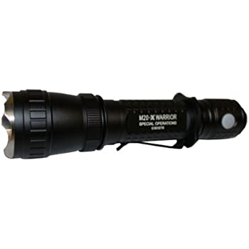 Olight M20-X Warrior Tactical Led Flashlight