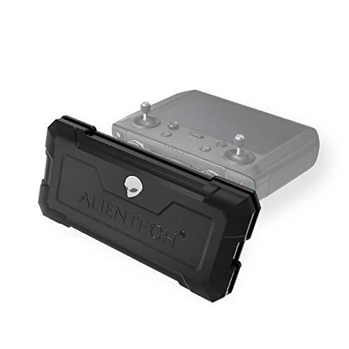 ALIENTECH Duo Antenna 2.4G & 5.8G Signal Booster Range Extender for DJI Smart Controller of Mavic 2 Zoom / 2 Pro Drones Assessories (Smart Controller, Black)