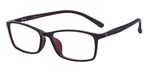 Outray Fake Glasses Rectangular Frame Men Women Classic Retro Eyeglasses