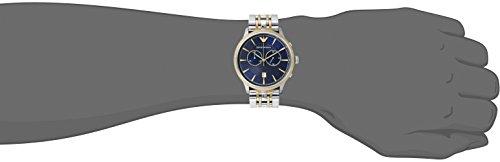 d921e01c26d Amazon.com  Emporio Armani Men s AR1847 Dress Two Tone Watch  Watches