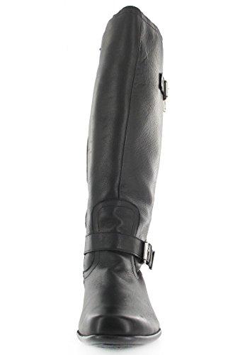 SALE - ROMIKA - Anna 11 - Damen Stiefel - Schwarz Schuhe in Übergrößen