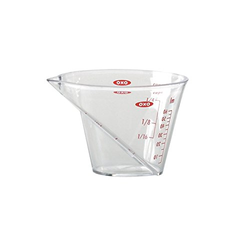(OXO Good Grips Angled Measuring Cup, Mini,)