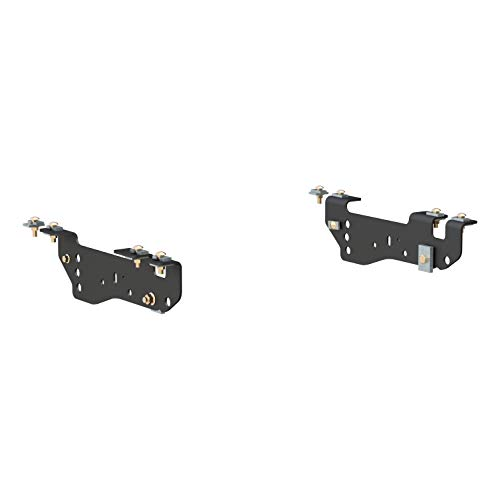 CURT 16448 5th Wheel Hitch Installation Brackets for Select Ford F-250, F-350, F-450 Super Duty