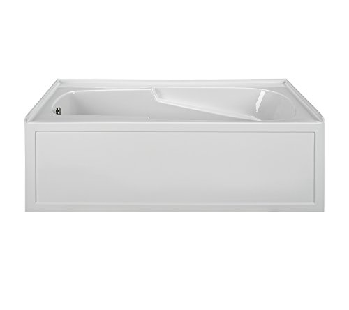 reliance-r6042isw-b-lh-integral-skirted-end-drain-whirlpool-bath-60-inch-by-42-inch-by-2025-inch-bis