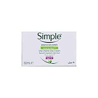 Simple Kind to Skin Vital Vitamin Day Cream (50ml)