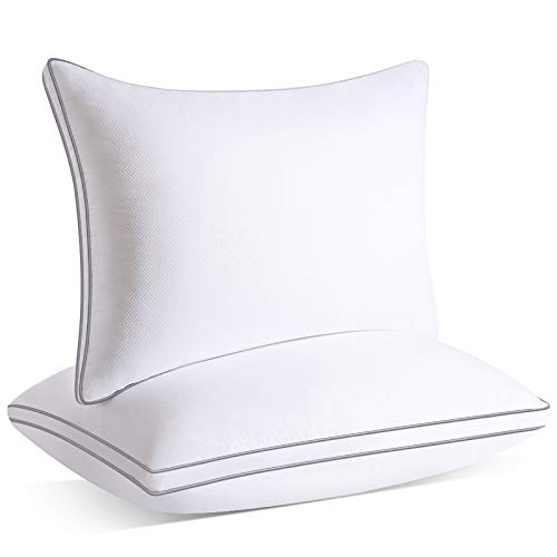 viewstar Queen Size Pillows for Sleeping, Bed Pillows 2 Pack Hotel Quality Pillow, Down Alternative Hypoallergenic…