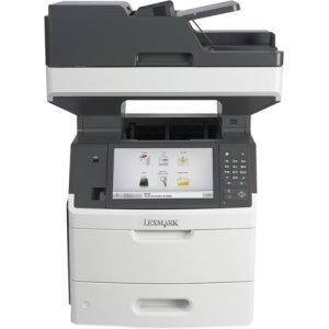 Lexmark MX711dhe - B/W Multifunction ( fax / copier / printer / scanner )