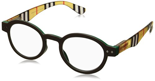 Peepers Women's Style Sixteen 2231275 Round Reading Glasses, Brown, - Amazon Round Glasses Reading