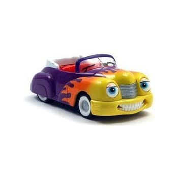 Chevron Cars Hank Hot Rod Convertible with Whitewall Tires