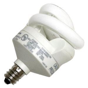 TCP 15054 - 48905C50K Twist Candelabra Screw Base Compact Fluorescent Light Bulb - Candelabra Compact