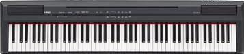 Yamaha P-105B Digital Piano inkl. Netzteil (88-Tasten, GHS, AUX OUT, USB)