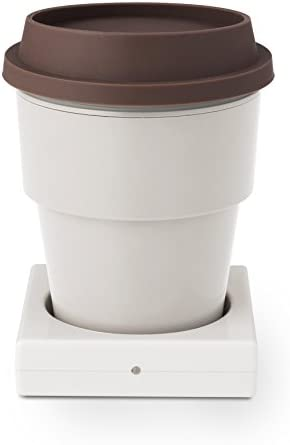Green House USB Insert Cup Warmer GH-CUPA-IV (Ivory)【Japan Domestic Genuine Products】 / Green House USB Insert Cup Warmer GH-CUPA-IV (Ivory)【Japan Domestic Genuine Products】