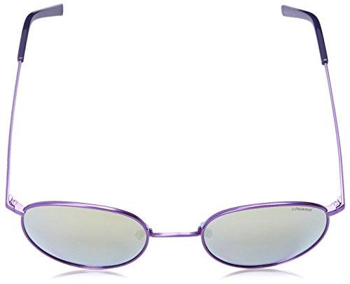 Ronde Greymir 6010 de S Polaroid Lunette PLD soleil Violet Viola IAwwqYz