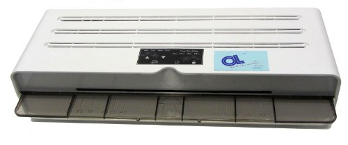 SkyCube340 Photo Pouch Laminator 13.25'' Laminating Machine with Heated Rollers by Sky