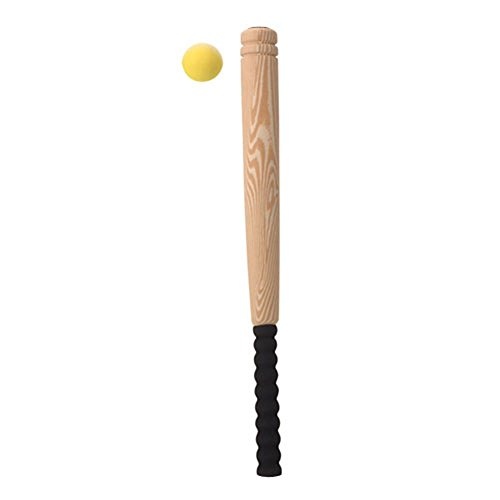 U.S. Toy MX174 Wood Look Foam Baseball Set