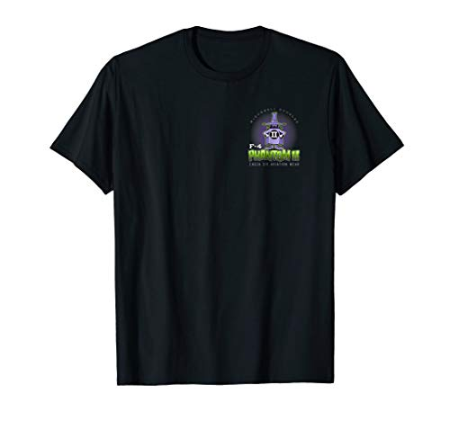 F-4 Phantom II Speed of Night T-Shirt 2 Sided for sale  Delivered anywhere in USA