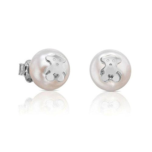 Icon Sterling Silver Post Earrings (TOUS Jewelry