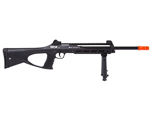 ASG Tac-6 CO2 Semi-Auto Airsoft Sniper Rifle (Best Semi Auto Airsoft Pistol)