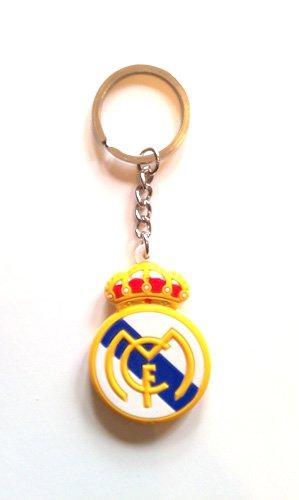 Real Madrid CF Team Logo Keychain