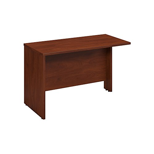 Bush Business Furniture Series C 48W x 24D Bridge Return in Hansen Cherry