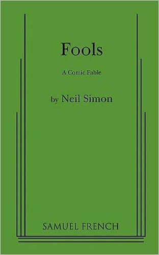 fools neil simon script