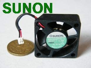 SUNON 5V 0.3W 3CM 3010 bearings miniature cooling fan KD0503PFB3-8 KD0503PFB3