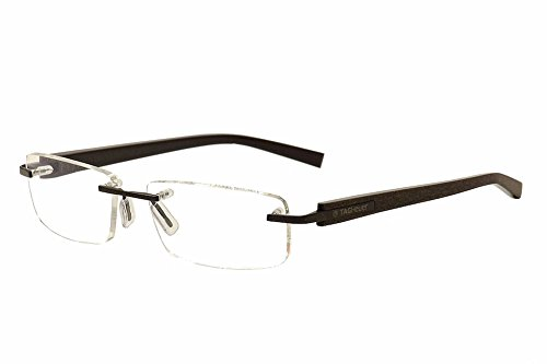 Tag Heuer Trends Prescription Eyeglasses - 8104 010 - Chocolate (56-17-140)