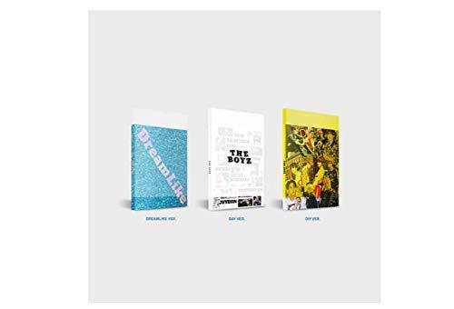 THE BOYZ - 4st mini album [DreamLike] - DAY Ver