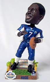 Forever Collectibles Atlanta Falcons Michael Vick 2003 Pro Bowl Bobblehead