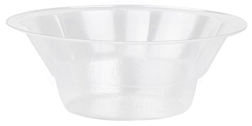 MT Products 8 oz. Plastic Ice Cream/Dessert Party Cup - (75 Pieces) by MT Products