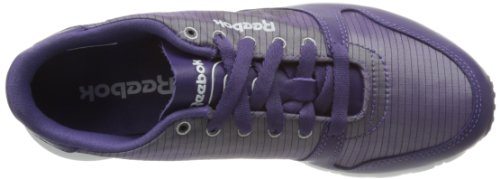 Reebok Classic Leather Sneaker Ultralite Rich Purple/White