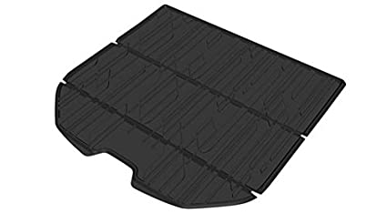 Volvo V60 Black >> Amazon Com Genuine Volvo V60 Black Load Compartment Plastic Mat