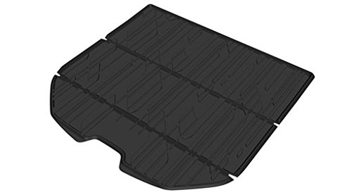 - Genuine Volvo V60 Black Load Compartment Plastic Mat