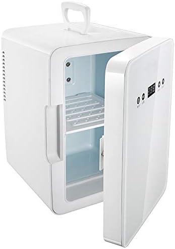 6L小型家庭用冷蔵庫、デジタルディスプレイカーミニ冷蔵庫、車兼用小型冷蔵庫、寮の化粧品冷蔵庫、ポータブル冷蔵庫
