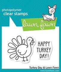 Lawn Fawn Turkey Day Stamp Set