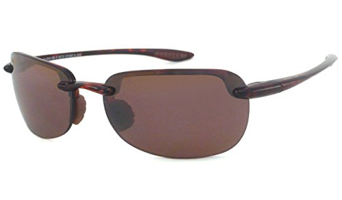 Maui Jim Sandy Beach,Tortoise Frame/HCL Bronze Lens,one ()