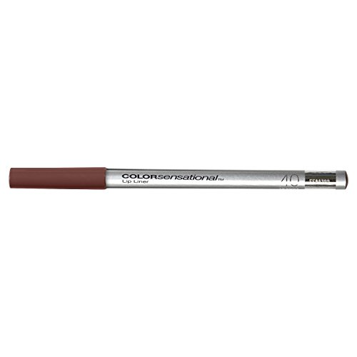 Maybelline New York ColorSensational Lip Liner, Raisin 40, 0.04 Ounce