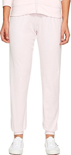 Pants Couture Juicy Drawstring Velour (Juicy Couture Women's Zuma Velour Pants Whisper Pink Small 29)
