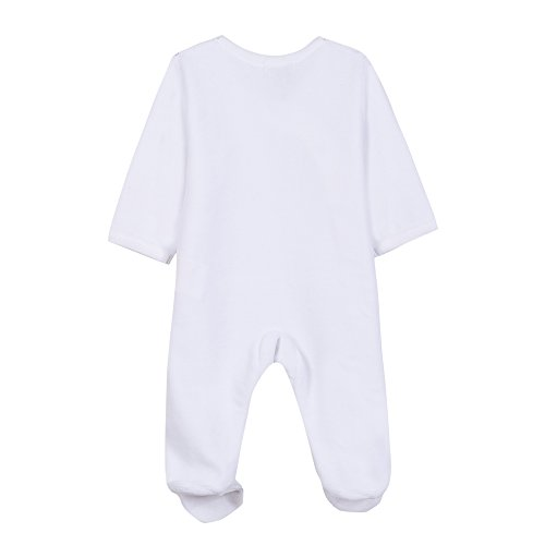 Baby Sleep White Absorba Toddler Well Mixed blanco q84gawtOP