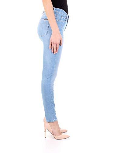 Donna chiaro Klein Calvin Lav Slim J20j211006 Chiaro Jeans Zxfxp1wqC