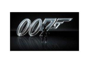 amazon com james bond 007 logo a3 poster by salopian sales