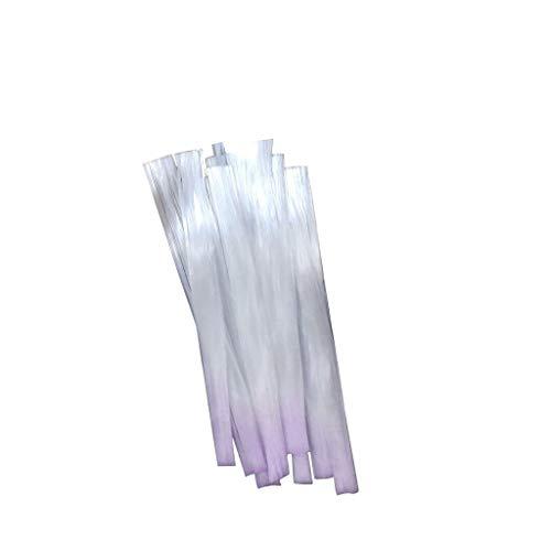 YaidaFibernails Fiber Glass to Acrylic Nail Salon uñas councils herramienta 10g -